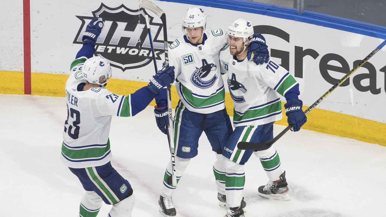 Pettersson's response to Playoff punishment is reminiscent of former Canucks' great Thomas Gradin