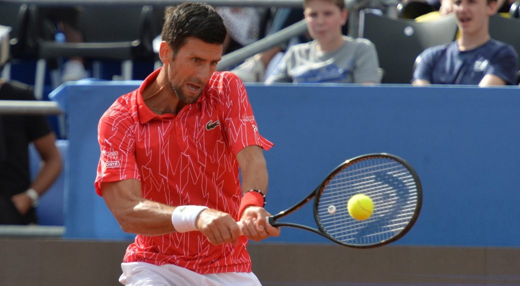 Djokovic Out Of Doubles Citing Neck At Western Southern Sportsnet Ca