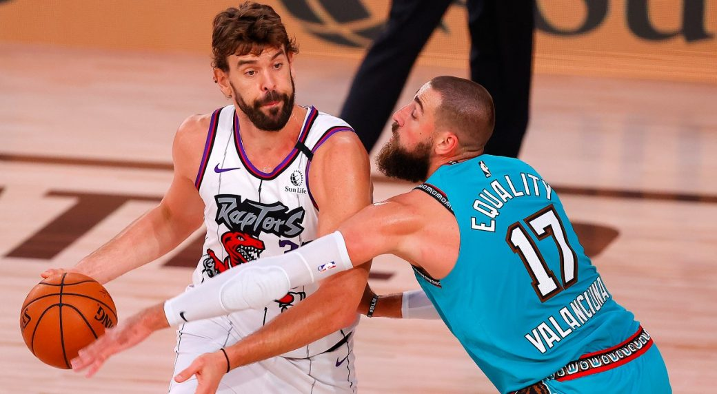 Play-in series in West guaranteed after Grizzlies fall to Raptors