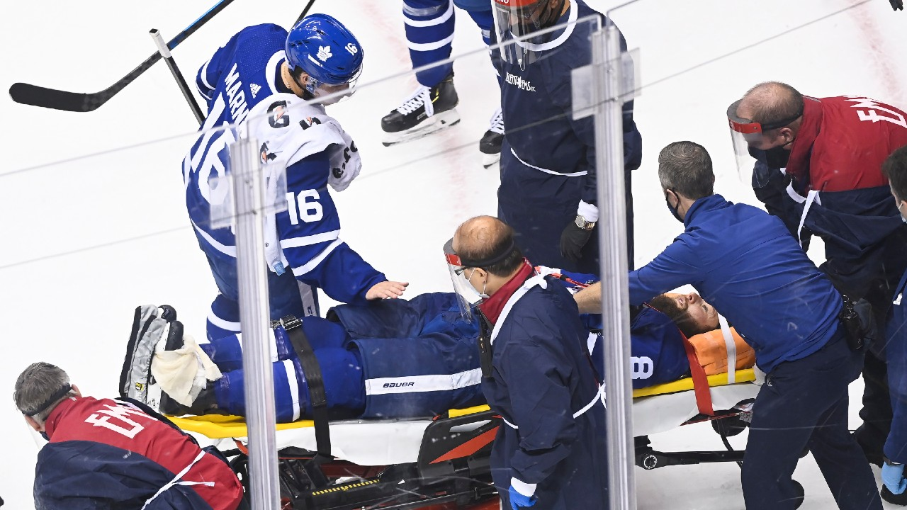 Toronto to be without Muzzin for the remainder of the series