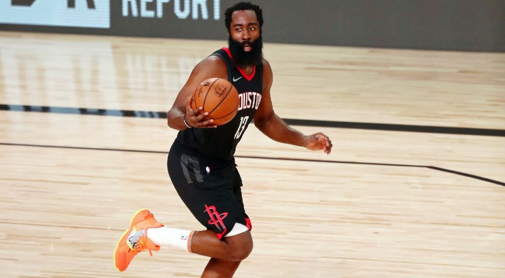 Nets reportedly in talks with Rockets for Harden trade