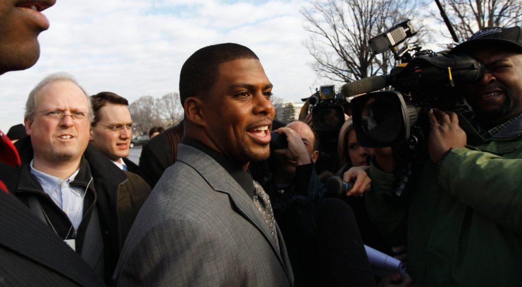 Washington makes Jason Wright NFL's first black team president