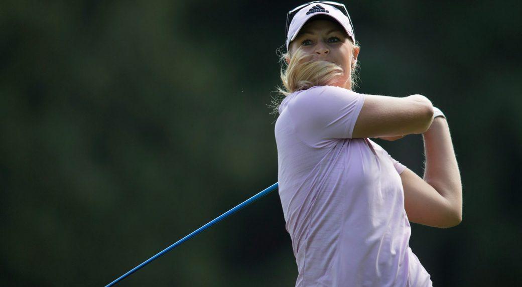 Ernst rallies to win LPGA's NW Arkansas Championship
