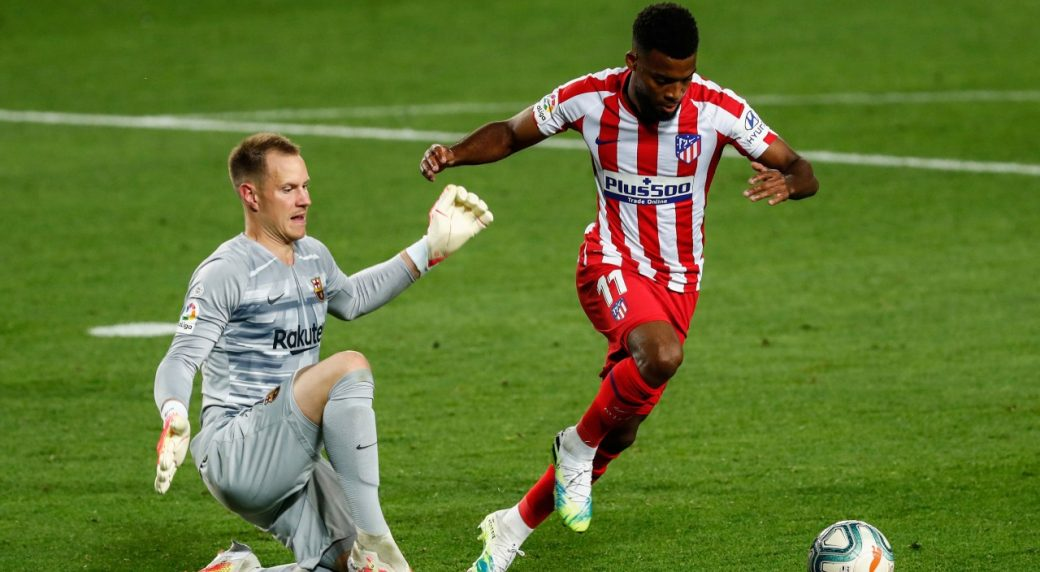Atletico Madrid Says Two Group Members Test Positive For Coronavirus Sportsnet Ca