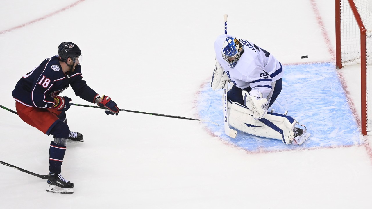 The Leafs' are up against it in series vs Columbus