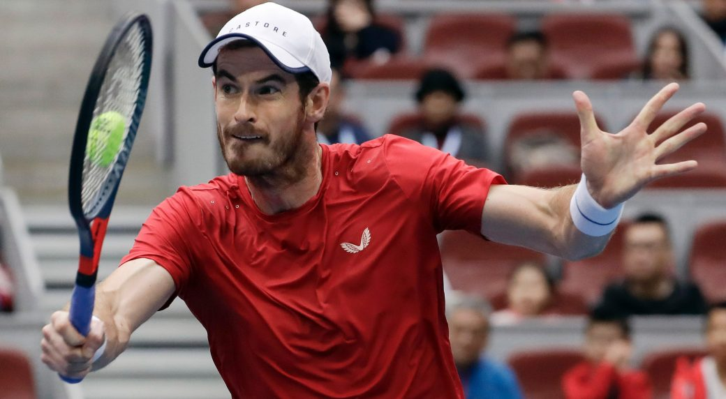 Ahead of US Open, Murray receives Cincinnati wild card NK#137436