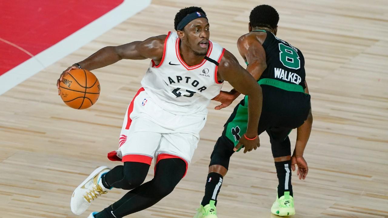 Raptors Keep Rolling In Game 4 Vs Celtics Even Series At 2 2 Sportsnet Ca