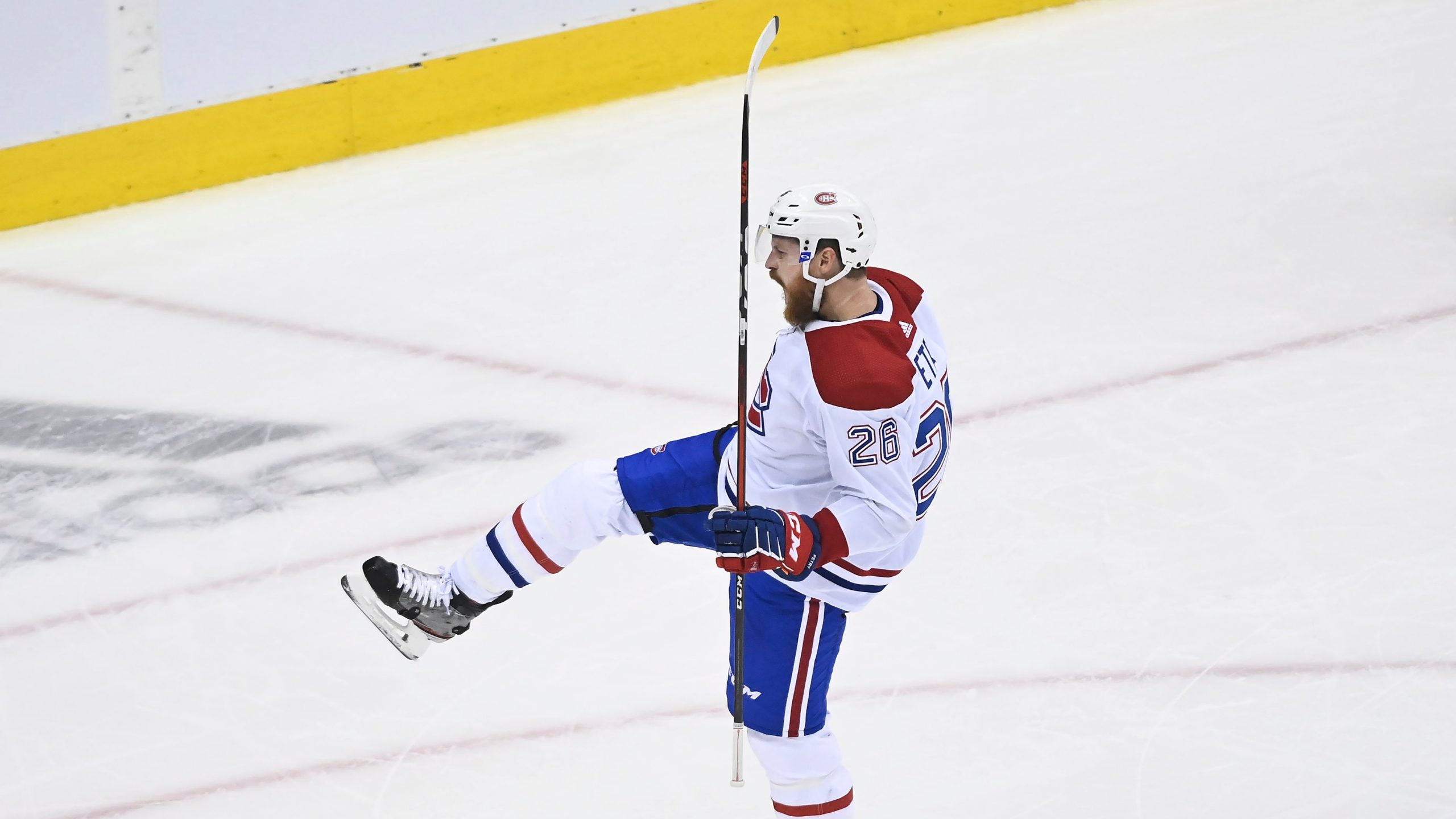 Price and underdog Canadiens upset Pens in game 1 O.T. stunner