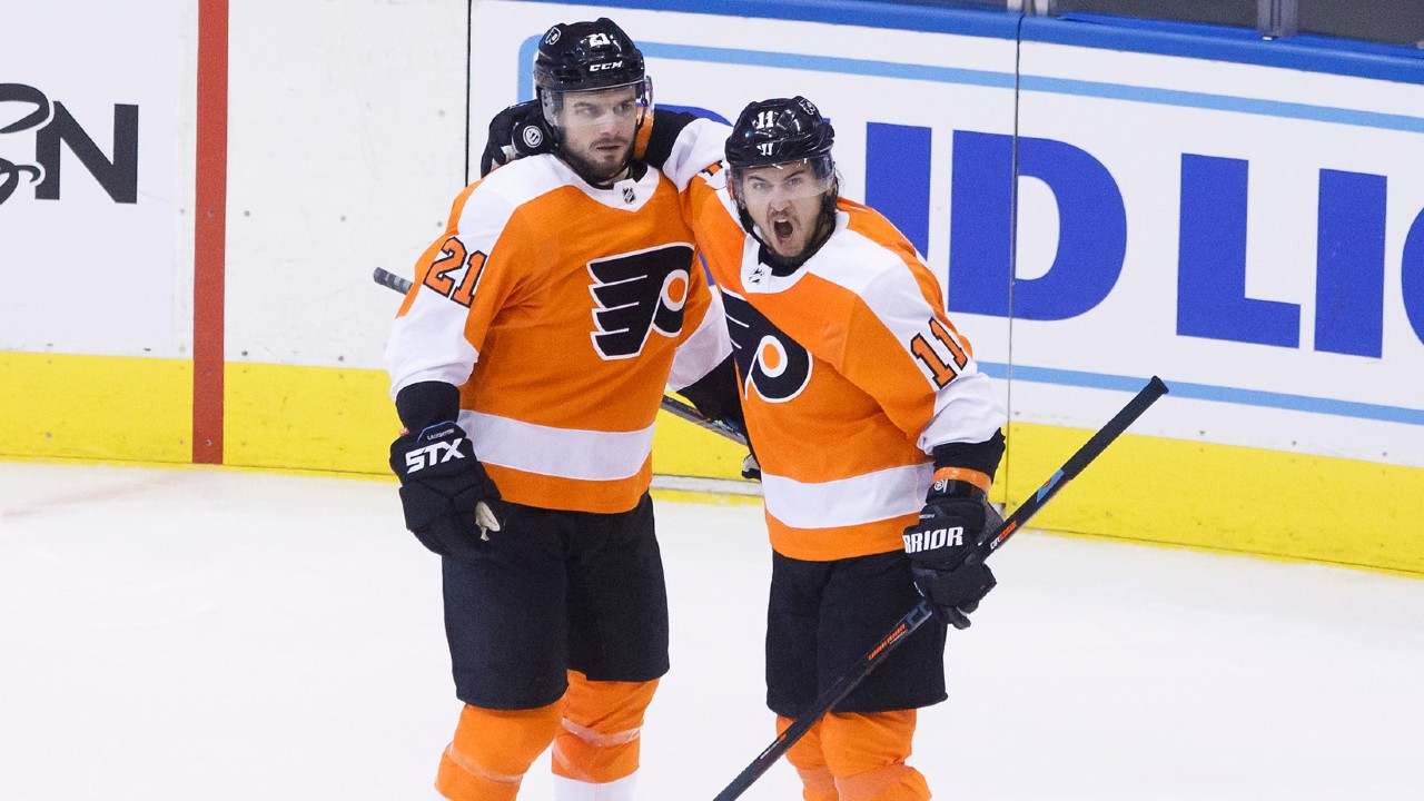 The Flyers are one win away from becoming the Top Seed in the East