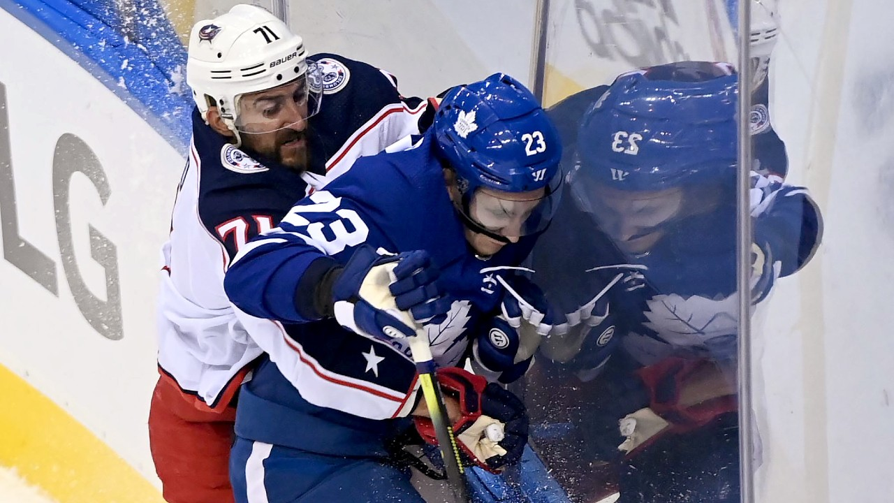 Maple Leafs Game 3 Notes: Can Travis Dermott handle the heat?