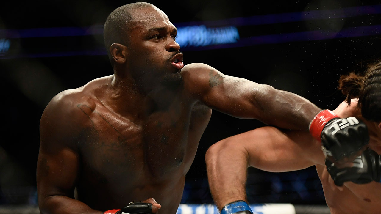 Brunson ends Shahbazyan hype with TKO win at UFC Fight Night