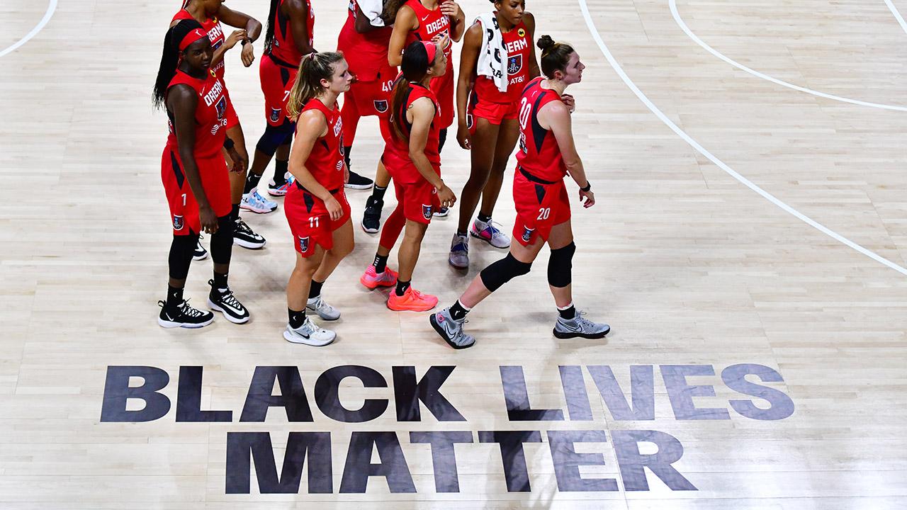 Atlanta-dream-wnba-black-lives-matter