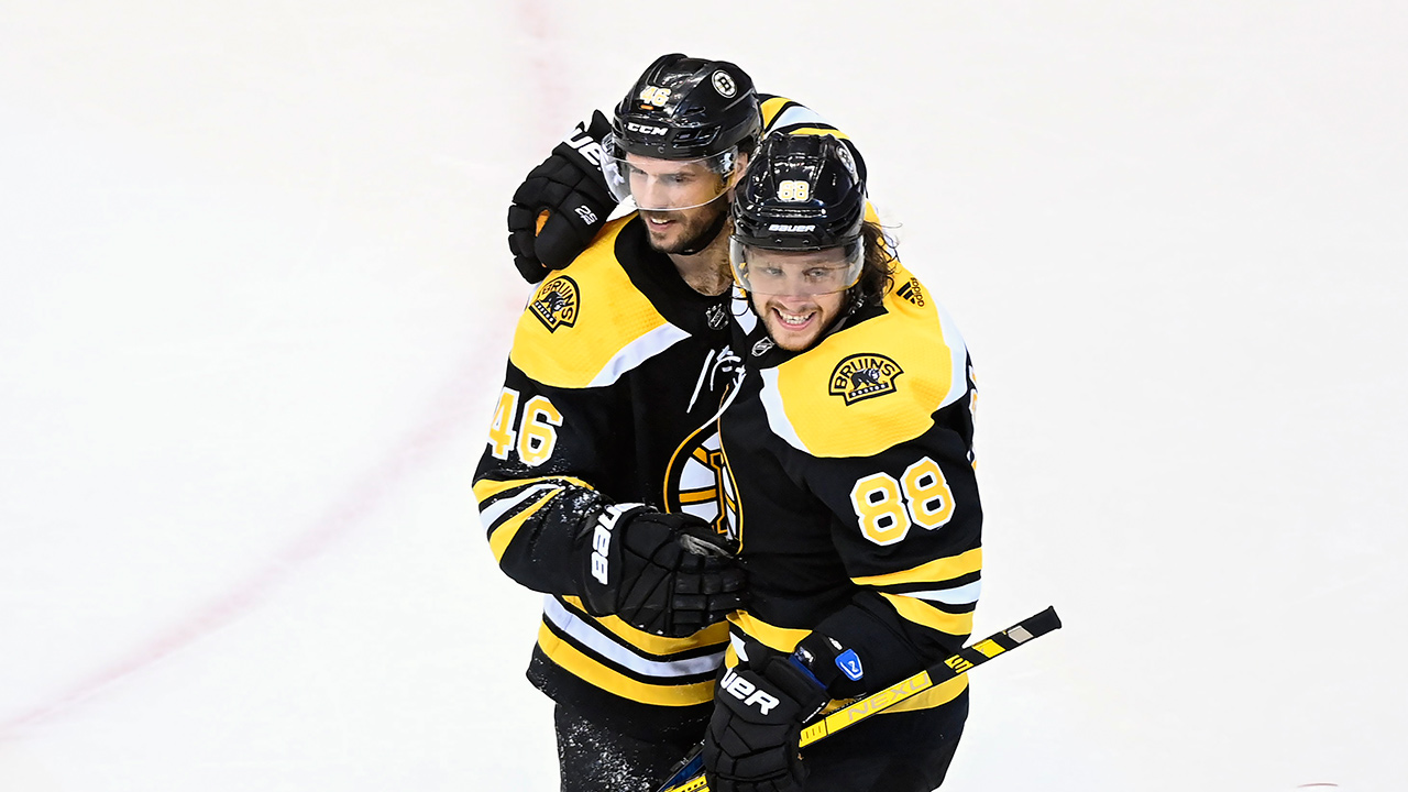 Hurricanes run out of steam against the B's as Boston moves on