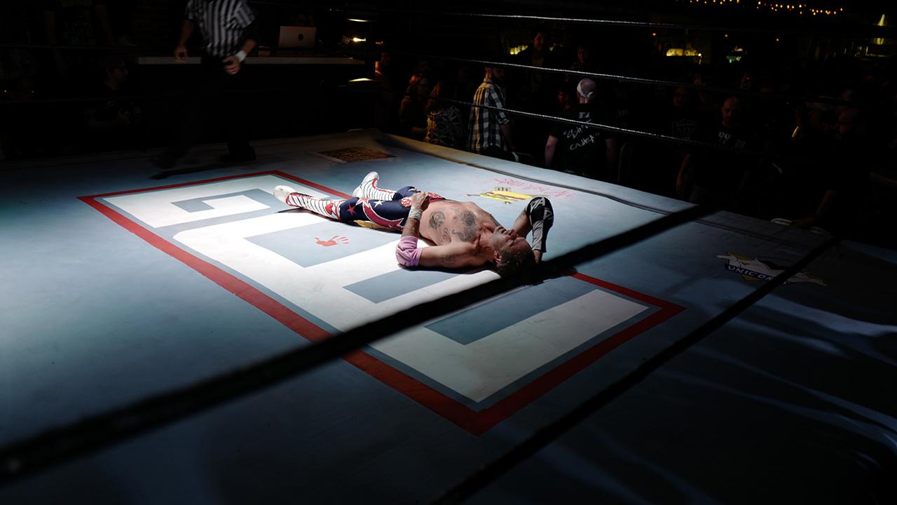 david-arquette-wrestling-ring
