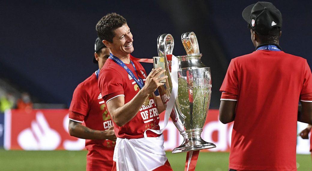 Robert Lewandowski backed to surpass Cristiano Ronaldo