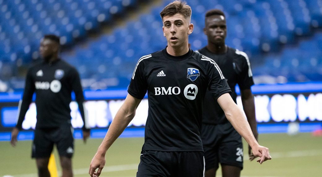 Impact Defender Luis Binks Heading To Italy S Bologna Fc On Transfer Sportsnet Ca