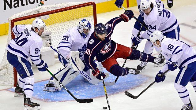 Blue Jackets Werenski Murray To Play Game 5 Vs Maple Leafs Sportsnet Ca