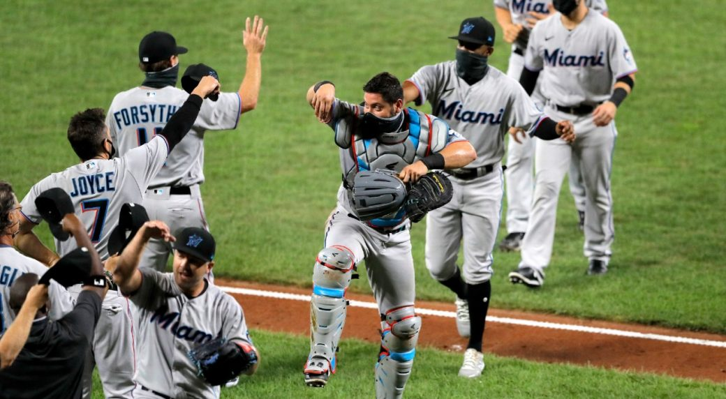 Hit Marlins Finally Cleared for Return to Action