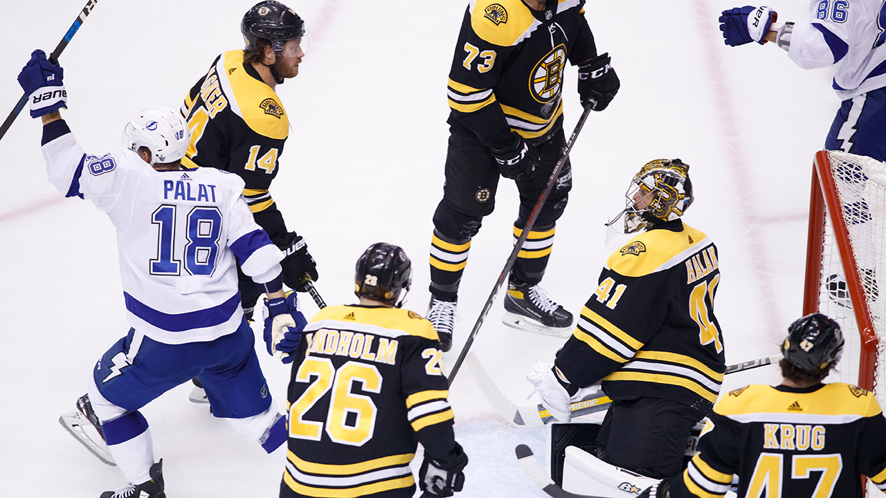 Tampa takes a stanglehold on the series with a 3-1 win over the Bruins