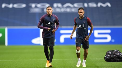 psg-kylian-mbappe-neymar-training-champions-league