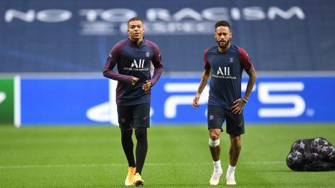 psg-kylian-mbappe-neymar-training-champions-league
