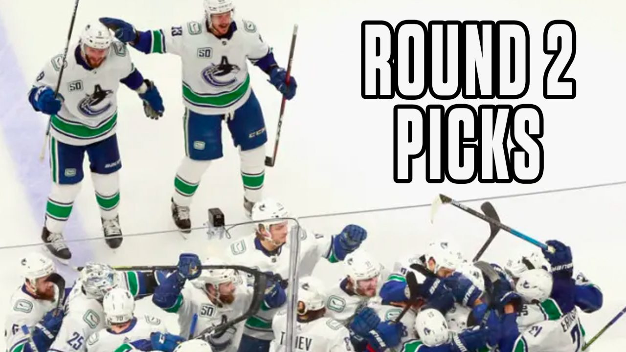2020 Nhl Stanley Cup Playoffs Round 2 Predictions With Steve Dangle Sportsnet Ca