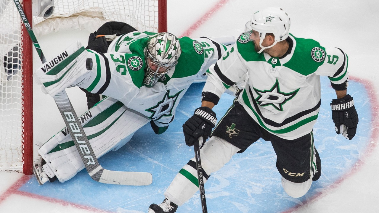Anton they go.......the Stars' continues their winning ways as Khudobin shines bright again