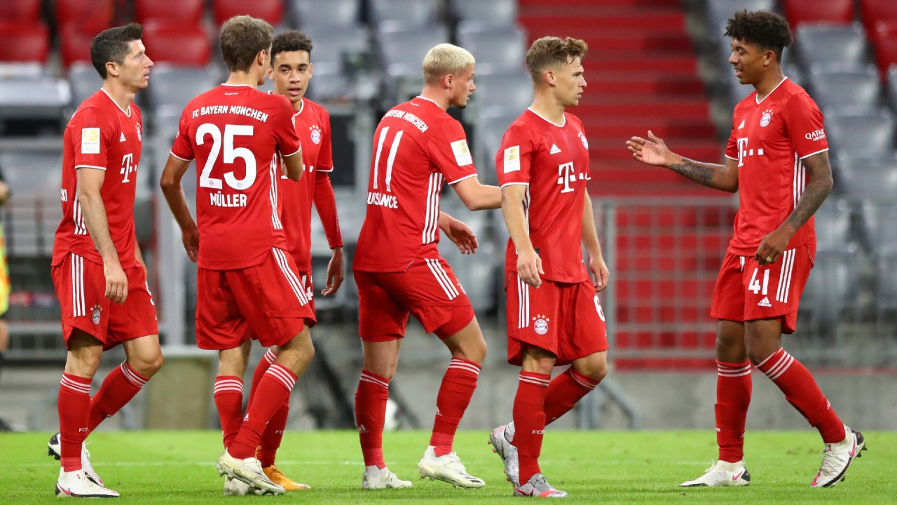 Bayern Munich Already Looking Too Good For Bundesliga Sportsnet ca