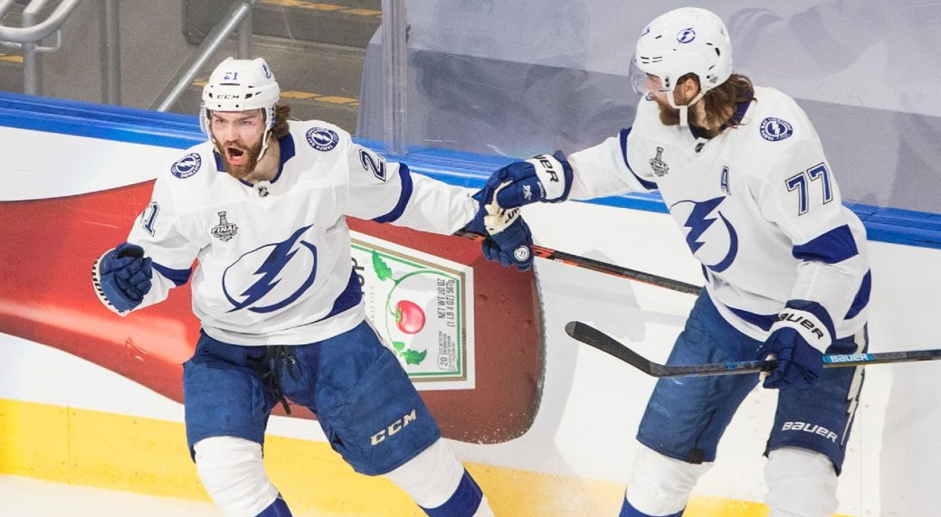 Former Kalamazoo Wings forward wins Stanley Cup with Tampa Bay Lightning