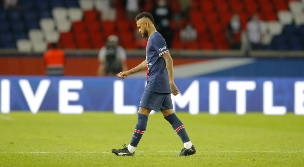 Neymar Among 5 Stoppage Time Red Cards Marseille Beats Psg Sportsnet Ca
