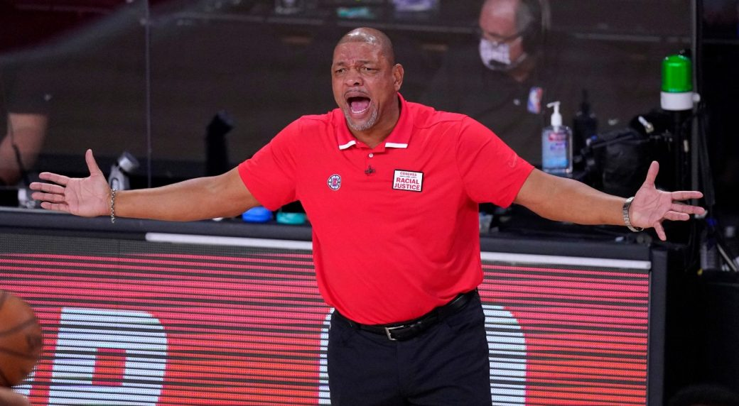 Doc Rivers & Clippers Part Ways After Playoff Collapse