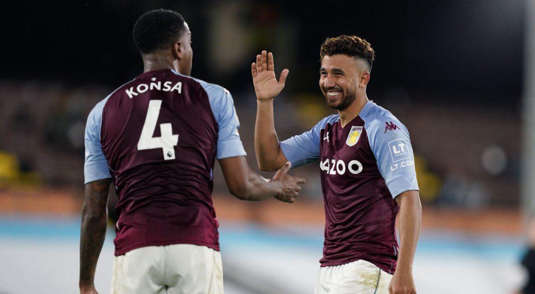 Fulham vs. Aston Villa - Football Match Report
