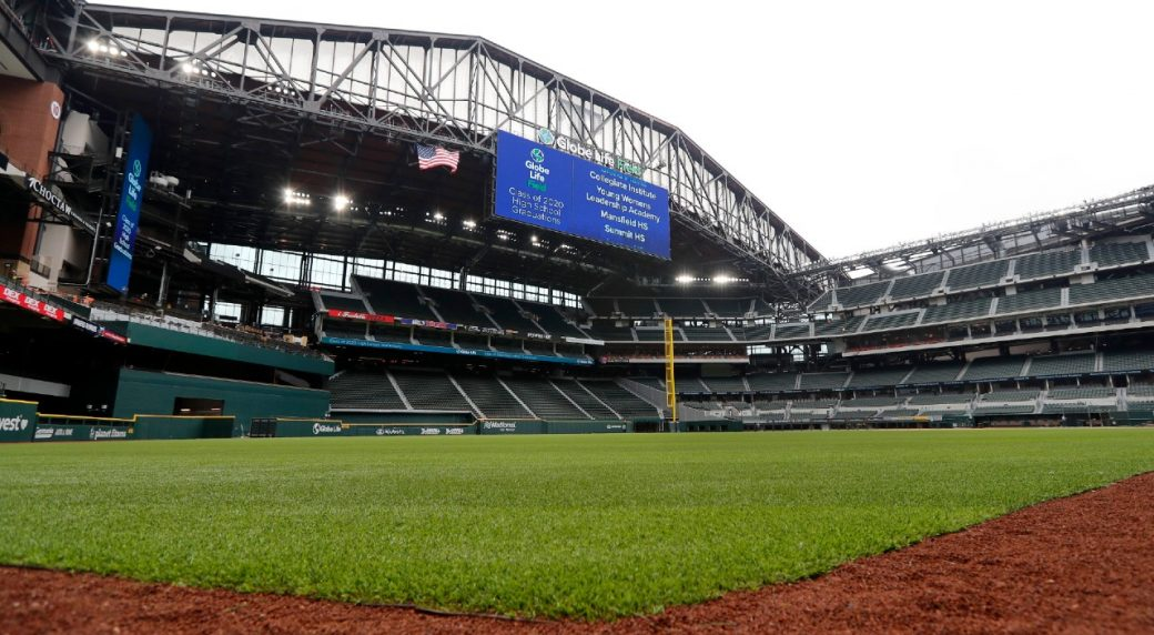 MLB announces neutral-site locations for playoffs — BASEBALL BUBBLES
