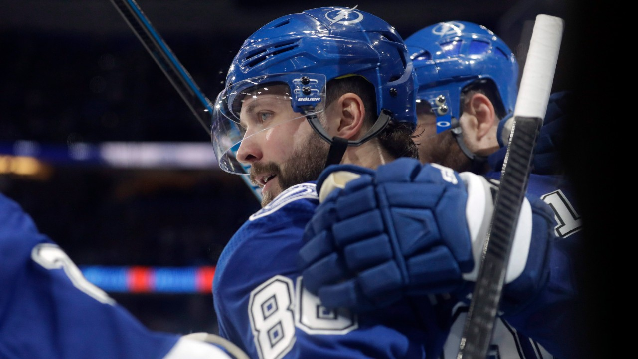 It's a wait and see on the Lightning's Kucherov