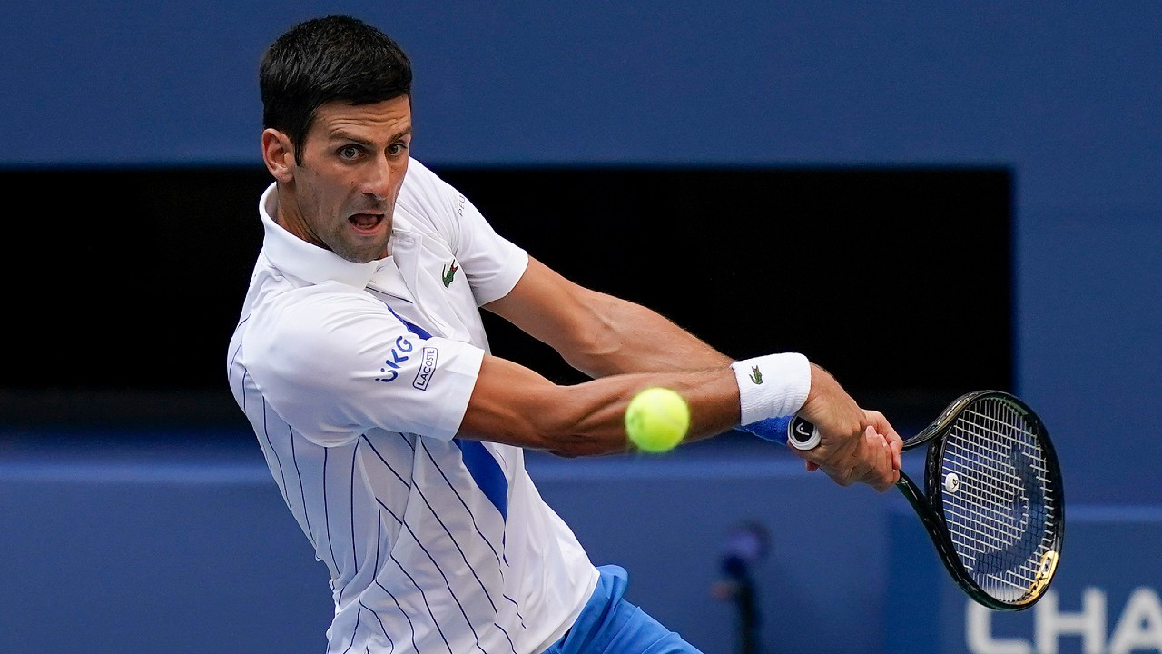 Novak Djokovic Defaulted From Us Open After Hitting Line Judge With Ball Sportsnet Ca