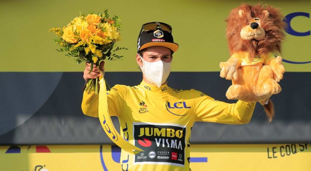 Roglic tightens Tour de France grip as champion falters