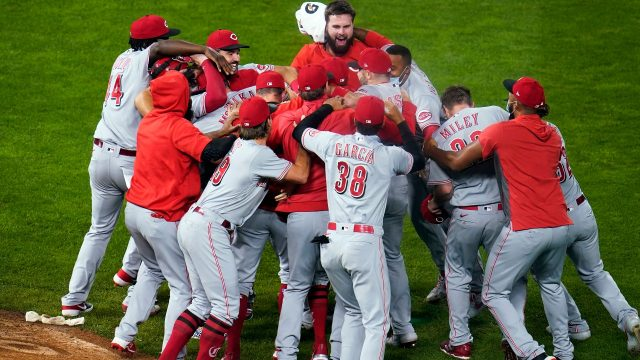 Reds-clinch