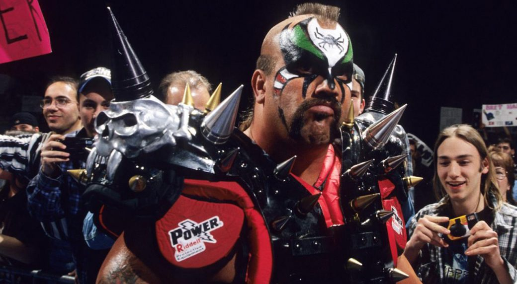 Wrestling legend Road Warrior Animal passes away aged 60
