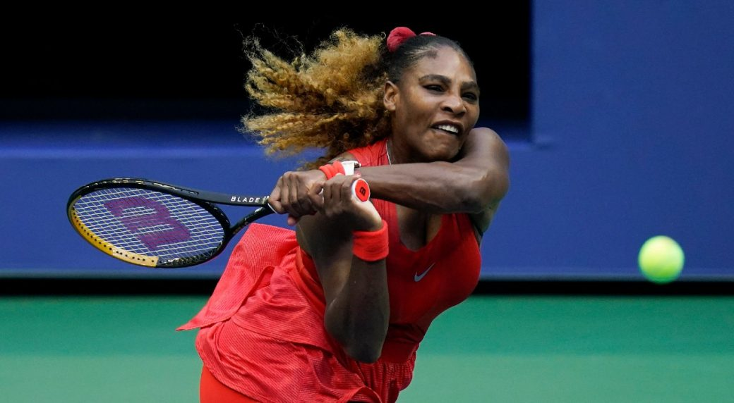 Serena Williams advances to round three at US Open""