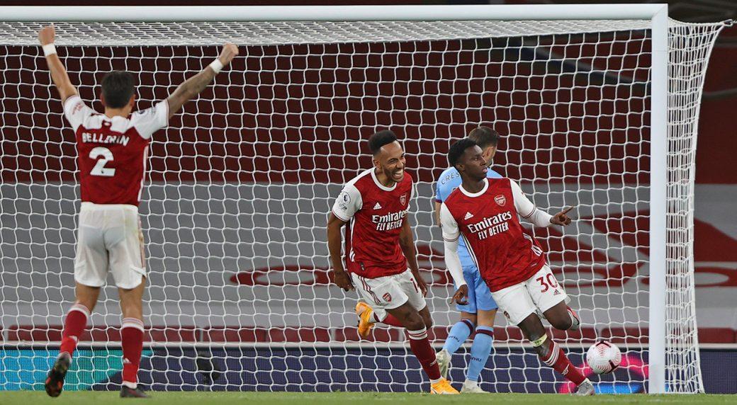 arsenal-eddie-nketiah-goal-celebrate