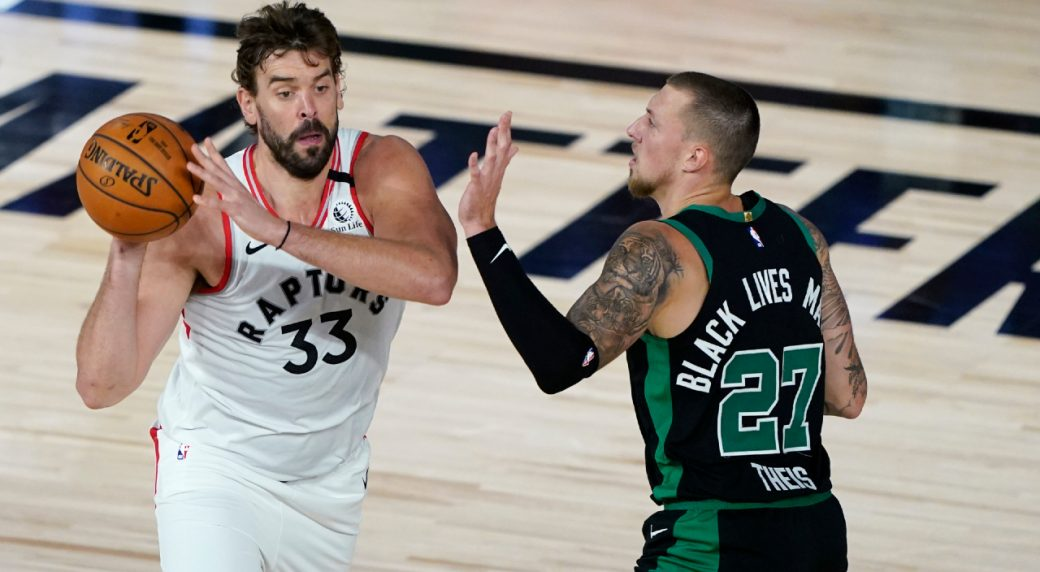Raptors Set As Underdogs For Game 7 Clash With Celtics Sportsnet Ca