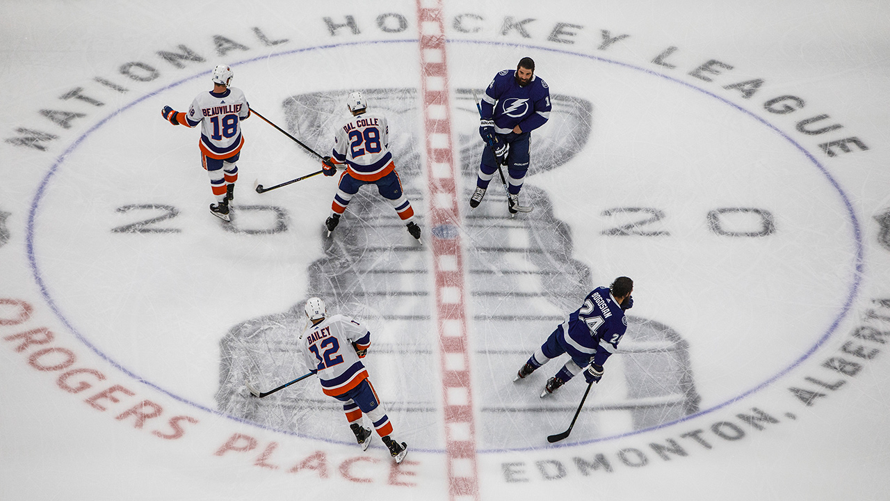 How Lightning, Islanders are benefitting from switch to Edmonton bubble - Sportsnet.ca