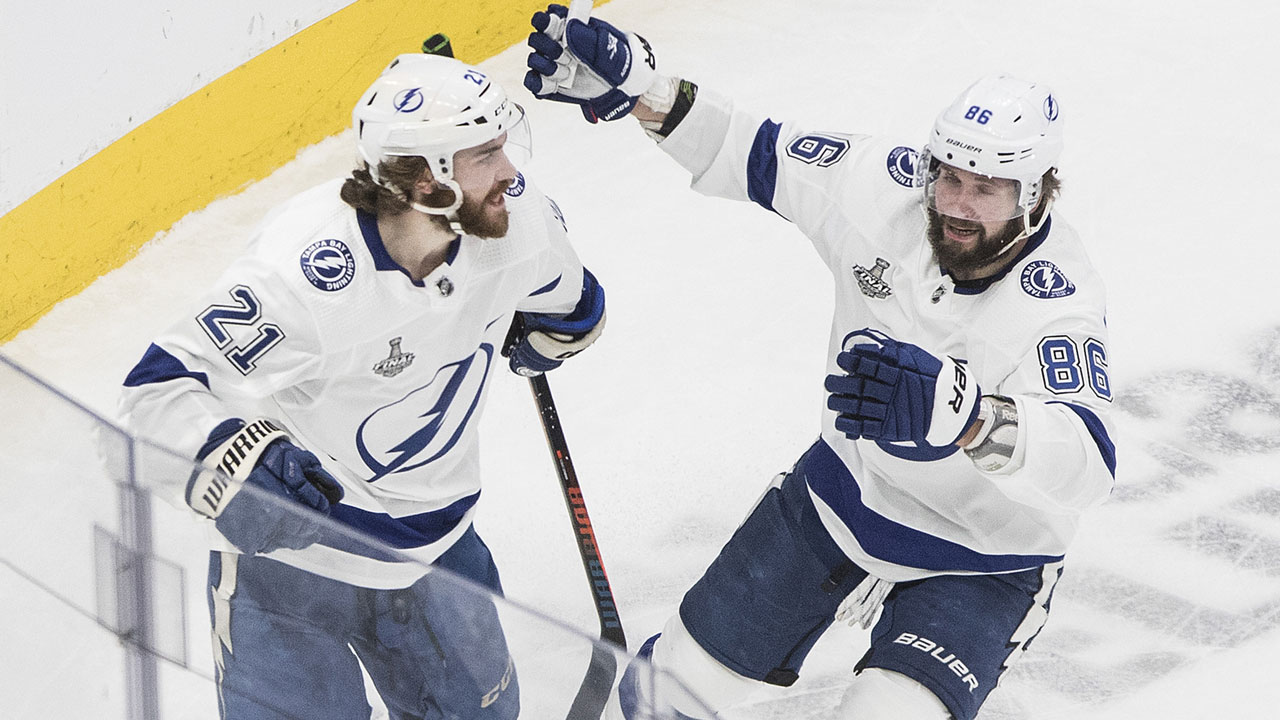 Analyzing Lightning's top candidates for Conn Smythe Trophy