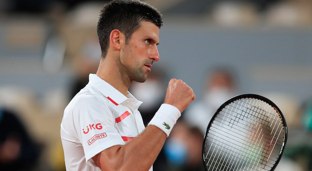 Djokovic Deals With Arm Issue At French Open Gets Tsitsipas In Semis Sportsnet Ca