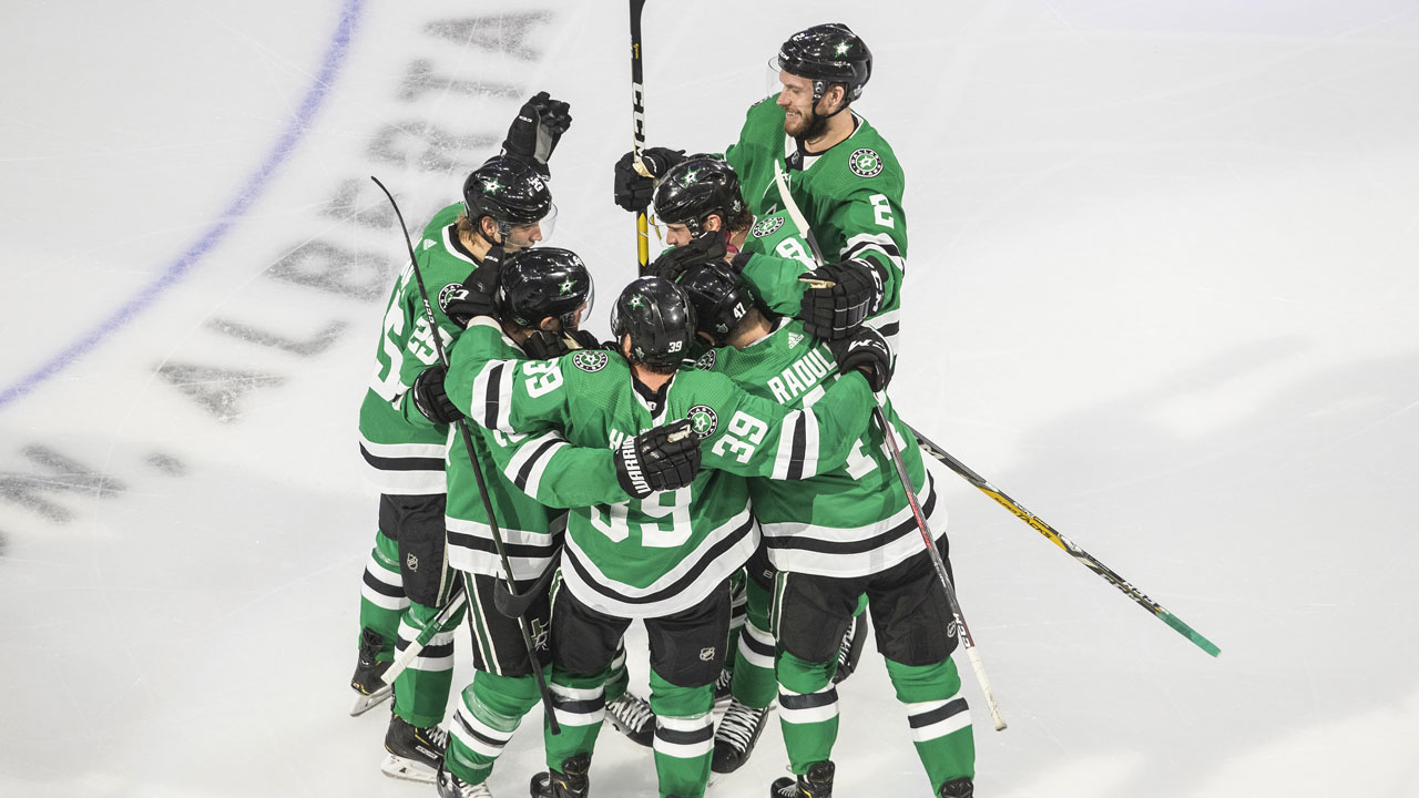 Radulov shines for the Stars in O.T. as they go up 2-1 in WCF