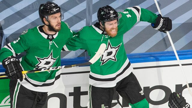 stars-joe-pavelski-jamie-oleksiak