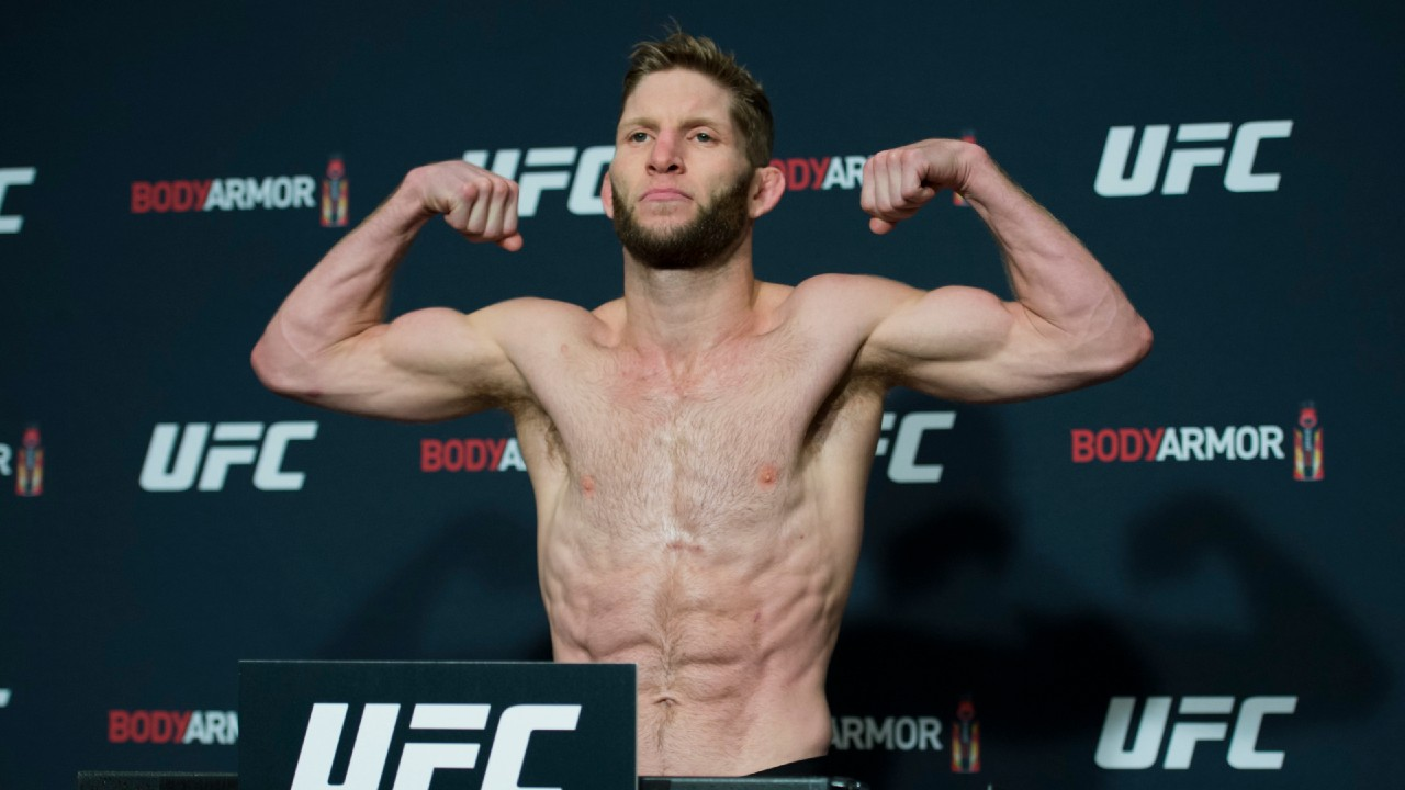Canadian bantamweight Cole Smith loses UFC decision to Hunter Azure