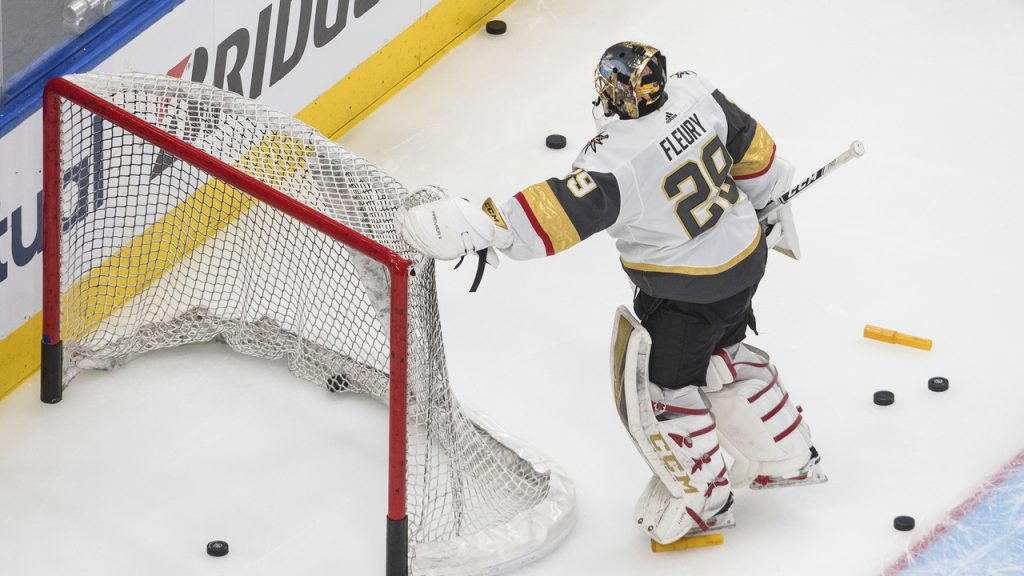 Golden Knights Sign Goalie Robin Lehner To Five Year 25m Contract Sportsnet Ca