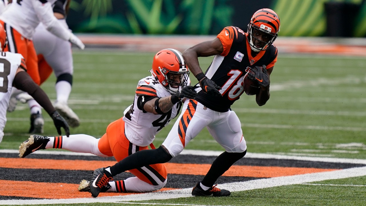 Fantasy Football Week 8 Sleeper Picks A J Green Starting To Come To Life