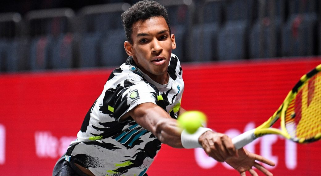 Auger-Aliassime advances to final of Australian Open tune-up event